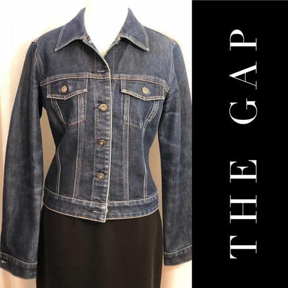 19482e6ae5d GAP Jackets   Blazers - GAP Stretchy Denim Jacket ❣️NWOT❣️